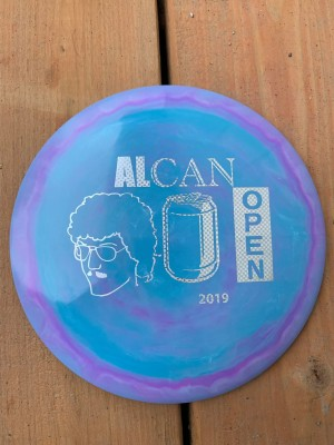 Alcan Open presented by Discraft graphic