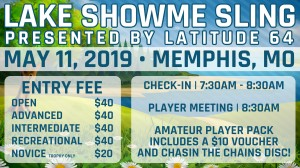 Lake Showme Sling presented by Latitude 64 graphic