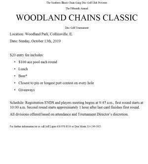 Woodland Classic graphic