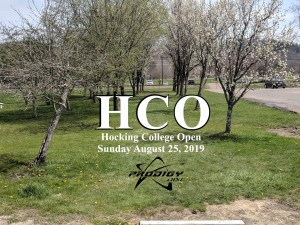 Hocking College Open Powered by Prodigy graphic