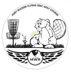 Ft Rucker Flying Discs Doubles graphic