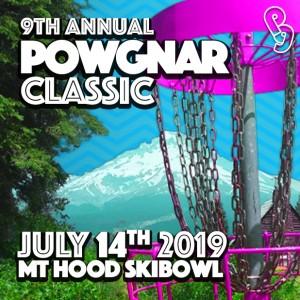 2019 Powgnar Classic at Mt. Hood Skibowl graphic
