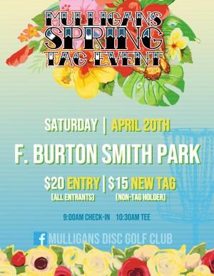 ❀ Mulligans Spring Tag Event ❀ graphic