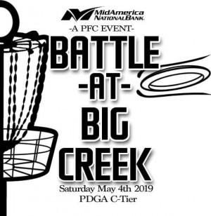 Battle At Big Creek graphic