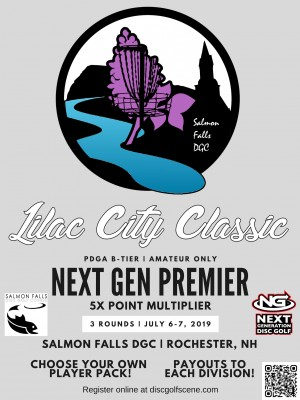 NG Premier - Lilac City Classic graphic