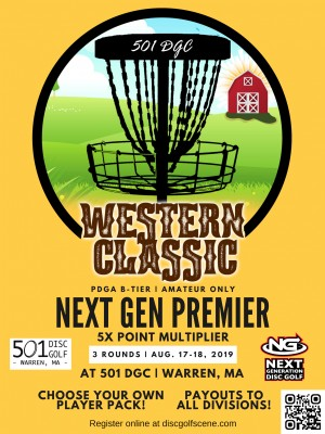 NG Premier - Western Classic graphic