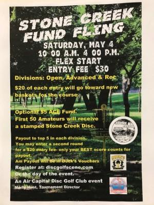 Stone Creek Fund Fling graphic