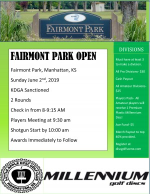 Fairmont Open graphic
