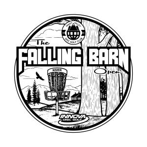 2019 Falling Barn Open graphic