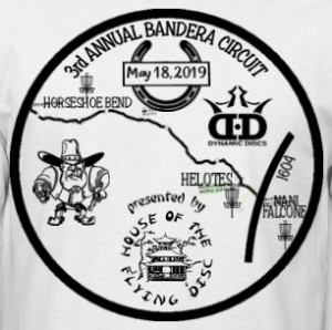 3rd Annual Bandera Circuit Presented by House of the Flying Disc graphic
