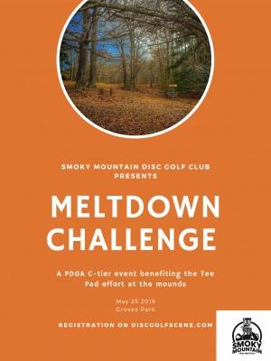 The 2019 Meltdown Challenge graphic