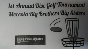 1st Annual Big Brothers/ Big Sisters Benefit Tournament graphic