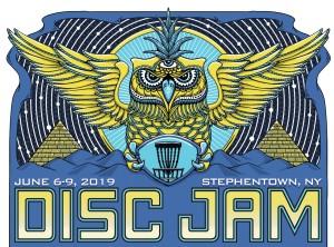 Disc Jam Sunday Doubles graphic
