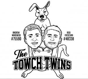 Towch Twins Fundraiser Tournament graphic