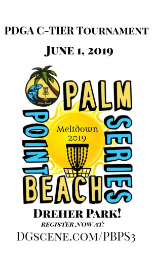 Palm Beach Points Series Stop #3 graphic