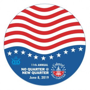 11th Annual No Quarter @ New Quarter graphic