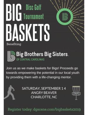 Big Baskets - Benefiting Big Brothers Big Sisters graphic