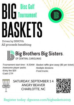 Big Baskets - Benefiting Big Brothers Big Sisters graphic