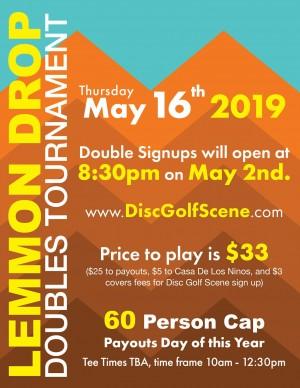 Lemmon Drop Doubles 2019 graphic