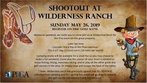Shootout at Wilderness Ranch graphic
