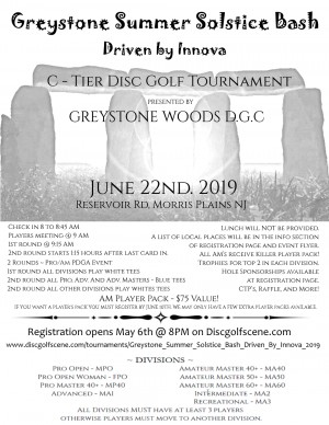 Greystone Summer Solstice Bash Driven By Innova graphic