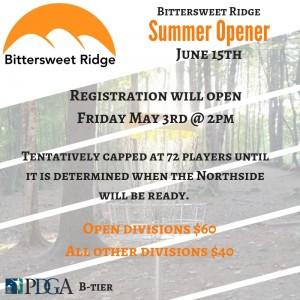 Bittersweet Ridge Summer Opener graphic
