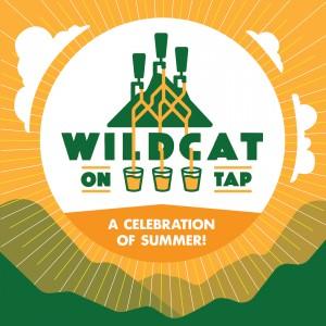 Wildcat On Tap graphic