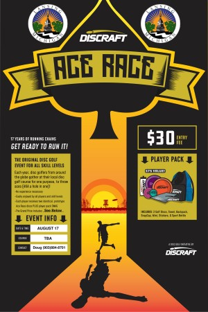 Grand Rapids Ace Race by Discraft graphic