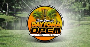 22nd Annual Daytona Open graphic