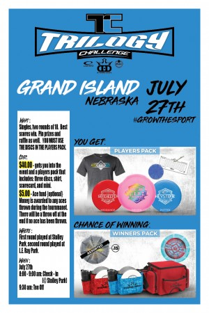 2019 Trilogy Challenge - Grand Island graphic