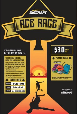 Treasure Coast Ace Race @ Rotary Park graphic