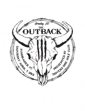 The Outback Fundraiser #3 graphic