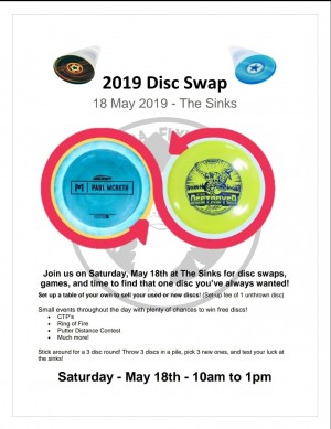 The Sinks Spring Swap Meet 2019 graphic