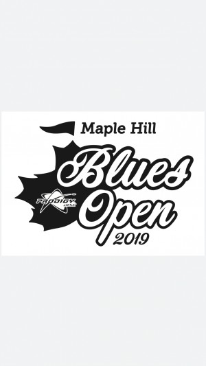 Maple Hill Blues Open graphic