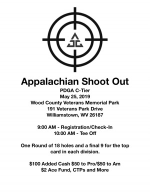 Appalachian Shoot Out graphic