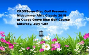 CROSSover Midsummer AM's Classic 2019 graphic