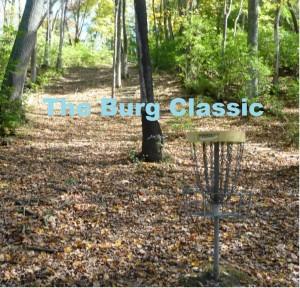 CODG The Burg Classic graphic