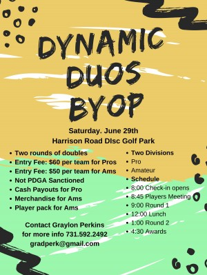 Dynamic Duos graphic
