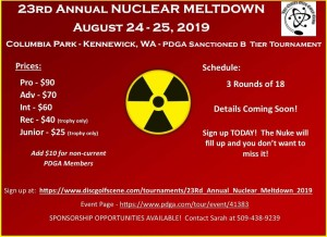 23Rd Annual Nuclear Meltdown Driven by INNOVA graphic