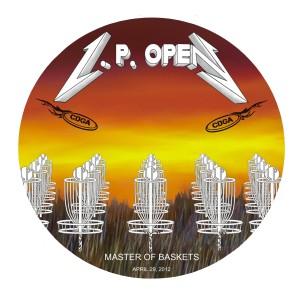 L.P. Open graphic