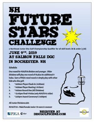 NH Future Stars Challenge '19 graphic