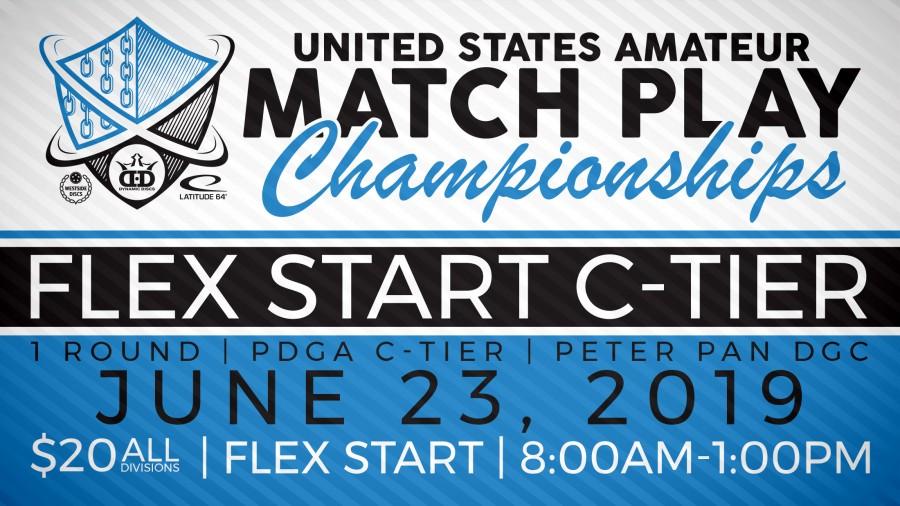 USAMPC Flex Start C-Tier at Peter Pan (2019, Dynamic Discs