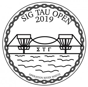 Sig Tau Open graphic