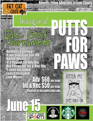 Putts for Paws graphic