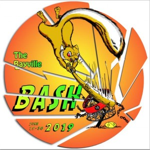 Bayville Bash XIV sponsored by Dynamic Discs graphic