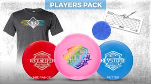 Trilogy Challenge - Presented By Lehi Disc Golf Club graphic