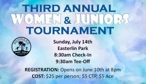 Ladies & Jrs Tournament graphic