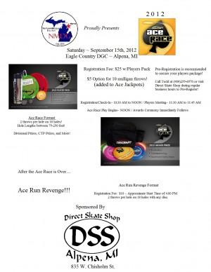 NMDG Discraft Ace Race 2012 graphic