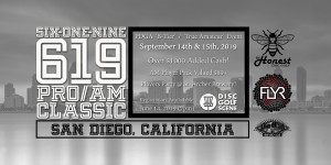 SIX-ONE-NINE Pro/Am Classic graphic