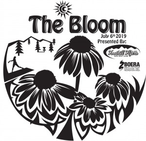 The Bloom 2019 - PCSD Disc Golf Fundraiser graphic